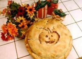 October Apple Pie
